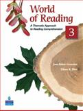 World of Reading : A Thematic Approach to Reading Comprehension, Baker-Gonzalez, Joan and Blau, Eileen K., 0136002145