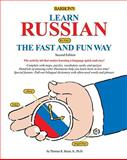 Learn Russian the Fast and Fun Way, Thomas Beyer, 0764142143
