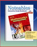 Mathematics - Applications and Concepts, Course 1, Zike, Dinah, 0078682142