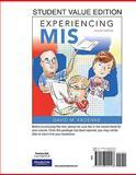 Experiencing MIS, Student Value Edition, Kroenke, David M. and Kroenke, 0136092144