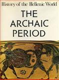 The Archaic Period (1100-479 B. C. ), , 0271012145