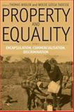 Property and Equality, Widlok, 1845452143