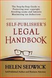 Self-Publisher's Legal Handbook, Helen Sedwick, 0988302152