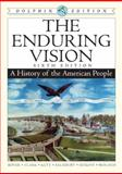 Boyer Enduring Vision : A History of the American People, Boyer, Paul S. and Clark, Clifford, 0547052154