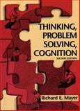 Thinking, Problem Solving, Cognition, Mayer, Richard E., 0716722151
