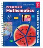 Progress in Mathematics 2006, William H. Sadlier Staff, 0821582151