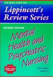 Mental Health and Psychiatric Nursing, Isaacs, Ann, 0397552157