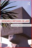 Research Methods in Law, , 0415672155