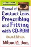 Manual of Contact Lens Prescribing and Fitting 9780750672153