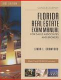 Florida Real Estate Exam Manual, Linda L. Crawford, 1427762155