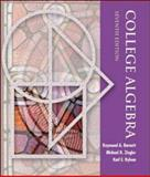 Mandatory Package College Algebra, Barnett, Raymond A. and Ziegler, Michael R., 0072412151