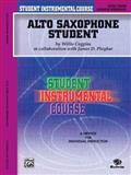 Student Instrumental Course Alto Saxophone Student, Willis Coggins and James D. Ployhar, 0757902154
