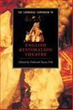 The Cambridge Companion to English Restoration Theatre 9780521582155