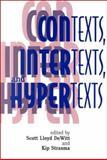 Contexts, Intertexts and Hypertexts, , 1572732156