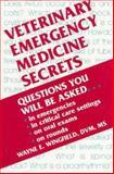 Veterinary Emergency Medicine Secrets, Wingfield, Wayne E., 1560532157