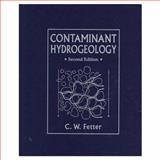 Contaminant Hydrogeology, Fetter, Charles W., Jr., 0137512155