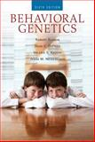 Behavioral Genetics, Plomin, Robert and DeFries, John C., 1429242159