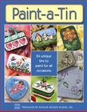 Paint-a-Tin, Kooler Design Studio, 1601402155