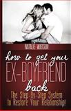 How to Get Your Ex-Boyfriend Back, Natalie Watson, 1491202157