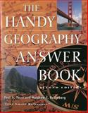 The Handy Geography Answer Book, Paul A. Tucci and Mathew T. Rosenberg, 1578592151