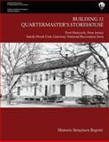 Building 32 Quartermaster's Storehouse, Fort Hancock: Historic Structure Report, Judith Sullivan and U. S. Department of the Interior National Park Service, 1484872169