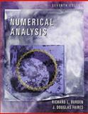 Numerical Analysis, Burden, Richard L. and Faires, J. Douglas, 0534382169