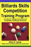 Billiards Skills Competition Training Program, Allan Sand, 1625052162