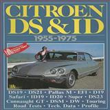 Citroen DS and Id 1955-1975, R.M. Clarke, 1870642163