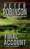 Final Account, Peter Robinson, 0060502169