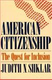 American Citizenship 9780674022164