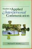 Studies in Applied Interpersonal Communication, , 1412942160