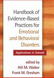Handbook of Evidence-Based Practices for Emotional and Behavioral Disorders 1st Edition