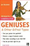 Careers for Geniuses and Other Gifted Types 9780071482165