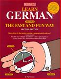 Learn German the Fast and Fun Way Book, Graves, Paul, 0764102168