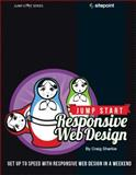 Jump Start Responsive Web Design, Sharkie, Craig, 0987332163