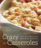 Crazy for Casseroles, James Villas, 1558322167