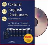 Oxford English Dictionary : Upgrade Windows Version, John Andrew Simpson, 0195222164
