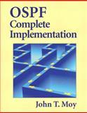 OSPF Complete Implementation, Moy, John T., 0768682169