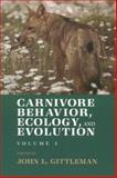 Carnivore Behavior, Ecology, and Evolution, , 080148216X
