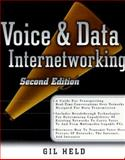 Voice and Data Internetworking, Held, Gilbert, 0072122161