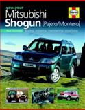 You and Your Mitsubishi Shogun, Paul Guinness, 1844252167