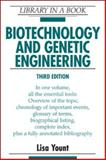 Biotechnology and Genetic Engineering, Yount, Lisa, 0816072175