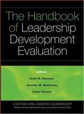 The Handbook of Leadership Development Evaluation, , 0787982172