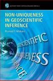 Nonuniqueness in Geoscientific Inference, Moharir, P. S., 0863802176
