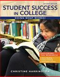Student Success in College 2nd Edition