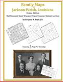 Family Maps of Jackson Parish, Louisiana, Deluxe Edition : With Homesteads, Roads, Waterways, Towns, Cemeteries, Railroads, and More, Boyd, Gregory A., 1420312170
