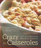 Crazy for Casseroles, James Villas, 1558322175