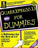 QuarkXPress 3.3 for Dummies, Gruman, Galen, 1568842171