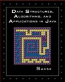 Data Structures, Algorithms and Applications in Java, Sahni, Sartaj, 007109217X