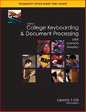 College Keyboarding and Document Processing : Microsoft Office Word 2007, Ober, Scot and Johnson, Jack E., 007337217X
